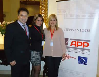 Reunión latinoamericana 2012